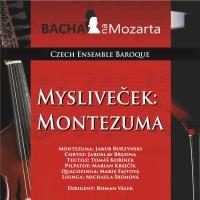 MOTEZUMA ou La Conquête du Mexique  Josef MYSLIVECEK Folder10