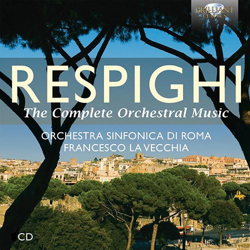 Ottorino Respighi (1879-1936) Folder13
