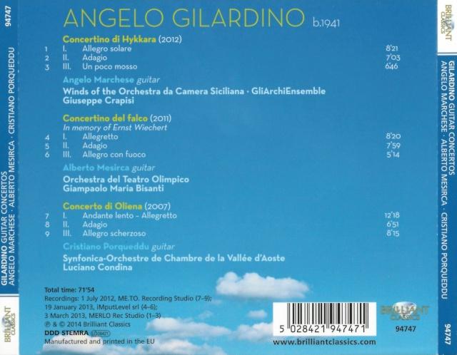 Angelo GILARDINO (né en 1941) Inlay12