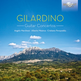 Angelo GILARDINO (né en 1941) Sleeve12