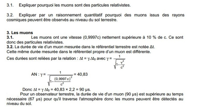 Chapitre 17 : Relativité restreinte 0418