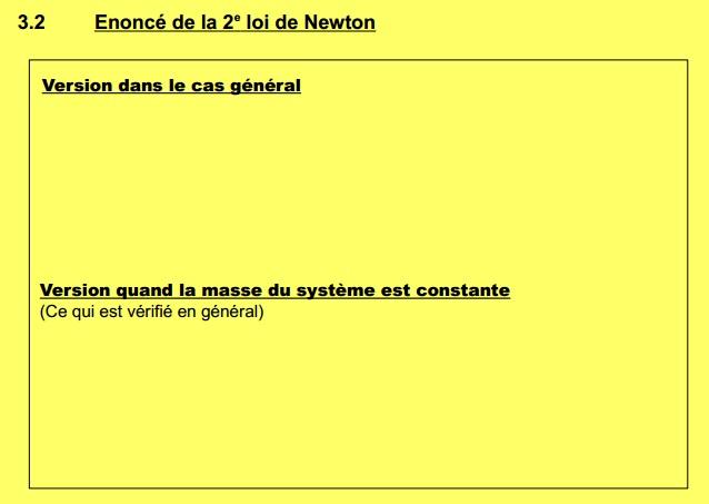 Chapitre 14 : Mécanique newtonienne 0515