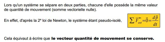 Chapitre 14 : Mécanique newtonienne 0715