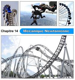 Chapitre 14 : Mécanique newtonienne Chap1410