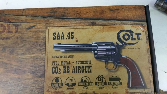 Colt Peacemaker - Single Action Army SAA Umarex - Page 5 20150810