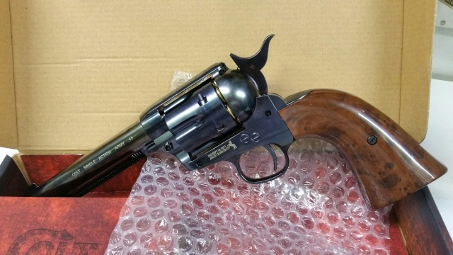 Colt Peacemaker - Single Action Army SAA Umarex - Page 5 20150811