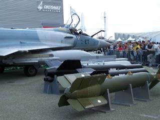 Le CERA au salon du Bourget Mirage10