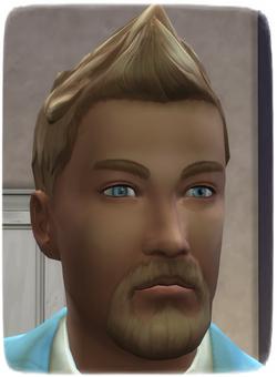 [Challenge] Tranches de Sims: Le couple des contraires Hector11