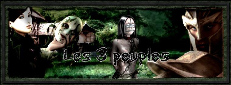 Les trois peuples