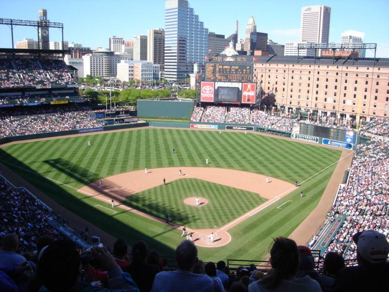 Baseball : terrains en tout genre - Page 3 Camden10