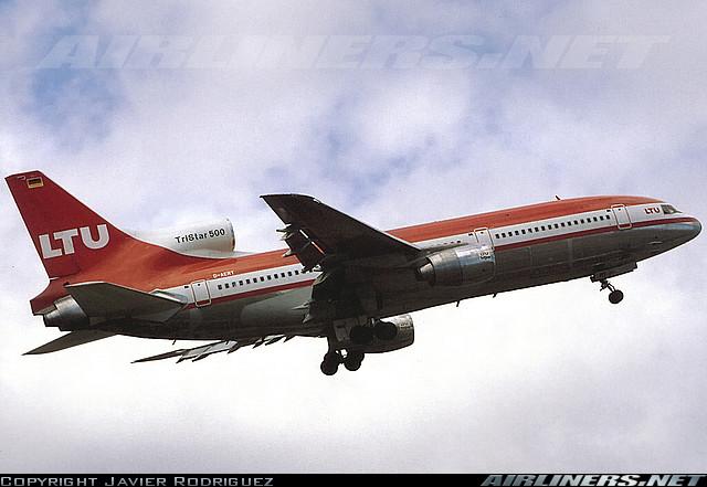 3 Lockheed L-1011 TriStar, Amarillo, Texas, USA Ltu11