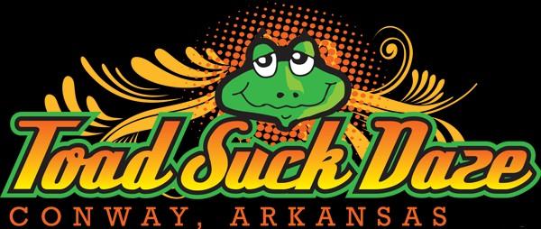 STREET VIEW : Festival de Toadsuck Daze, Conwai, Arkansas - USA Toadsu12