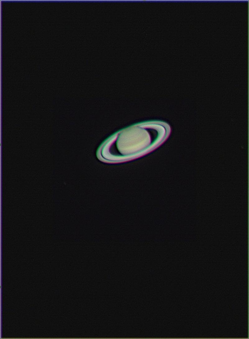 Une Saturne d'été.... Saturn16