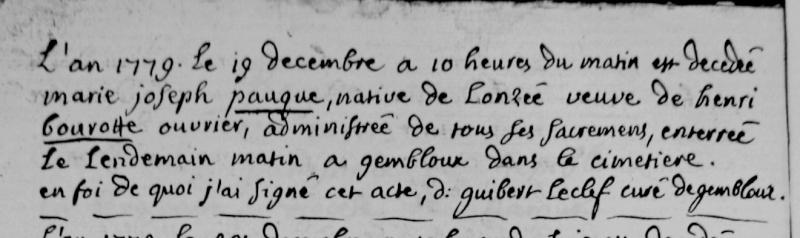 Famille BOUROTTE - PAUQUE Pauque10