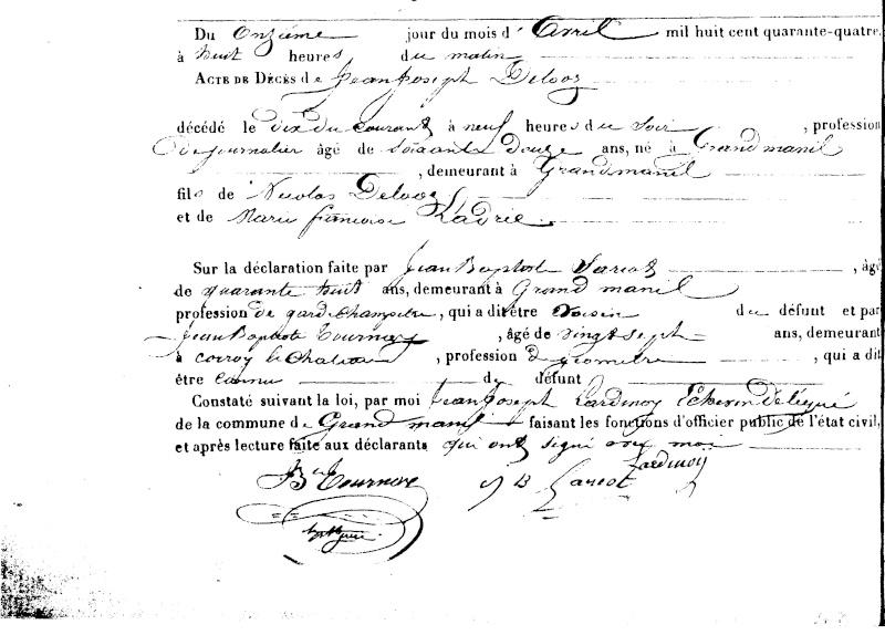 Famille LACROIX - GILBERT - DELOZ - SACRE Sf017613