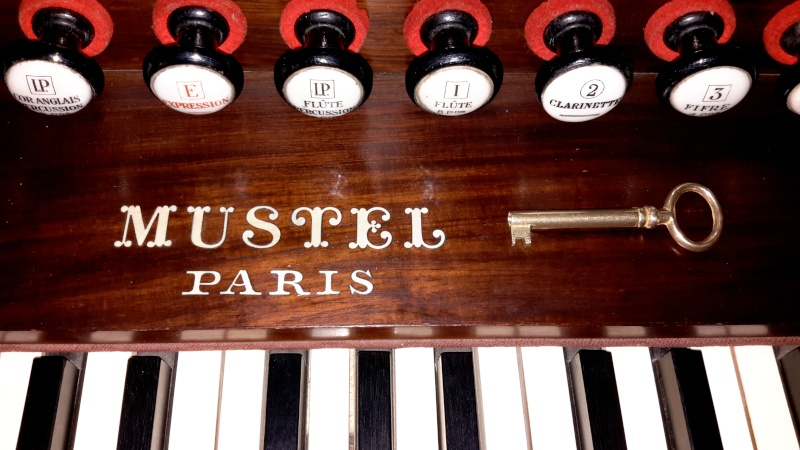 Nouvelle acquisition : harmonium d'art Mustel - Page 3 20150810