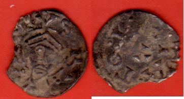 Dinero de Alfonso VI 210