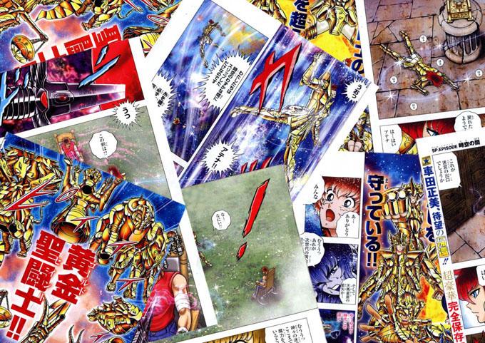 [Manga] Saint Seiya Next Dimension - Page 11 20150710