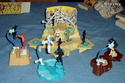 L'arène de combat et les 3 battle stages Arenes28