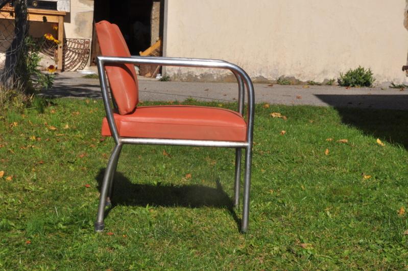 fauteuil ann es 30 40 50. Black Bedroom Furniture Sets. Home Design Ideas