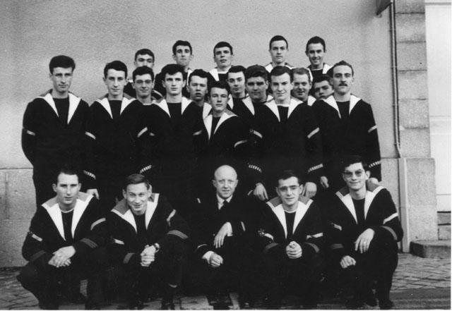 [Les écoles de spécialités] ÉCOLE DES FOURRIERS DE ROCHEFORT - Page 7 1963_010
