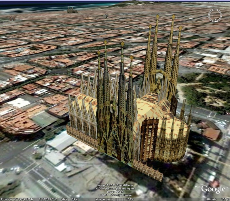 Barcelone la belle, Catalogne, Espagne!!! - Page 2 Sagrad10