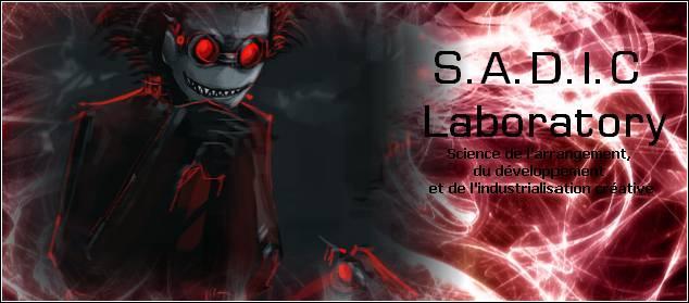 S.A.D.I.C Laboratory Logo110