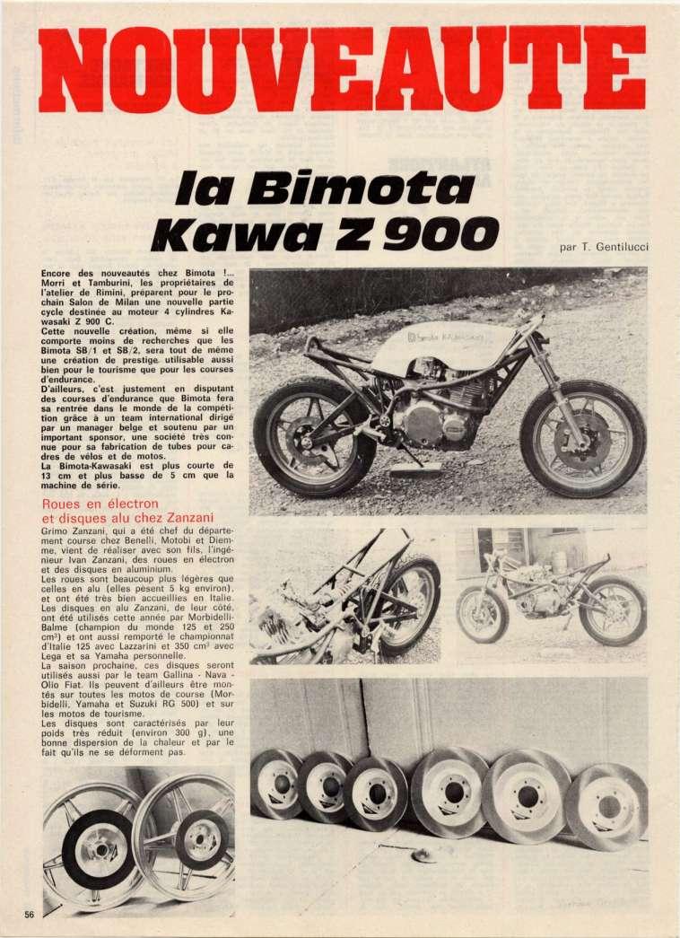 BIMOTA KB1 Bimota10