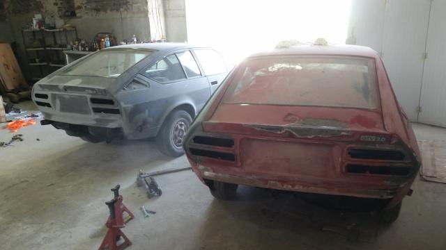 Nos deux Alfetta GTV 2000 de 1983-1984 - Page 2 20150510