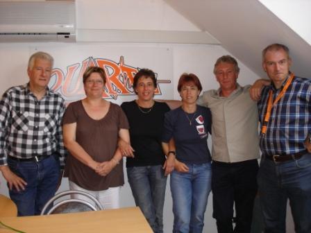 Les Djiffs en radio Quartz10