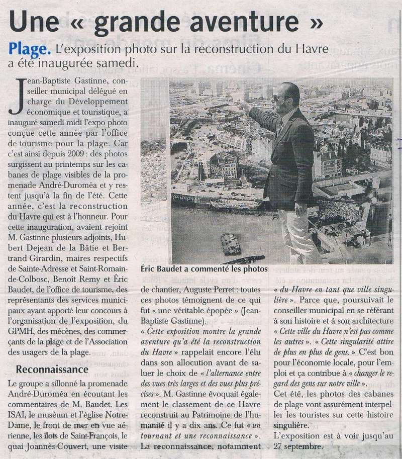 Havre - Expositions photos reconstruction du Havre 2015-012