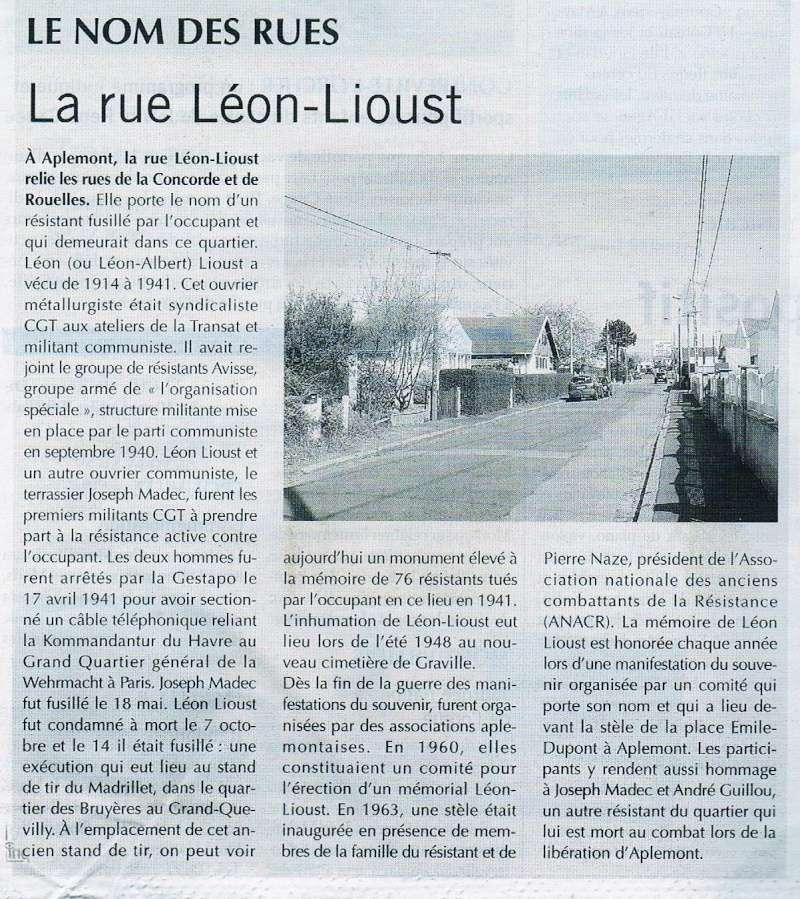 Havre - Le Havre - Rue Léon Lioust 2015-013
