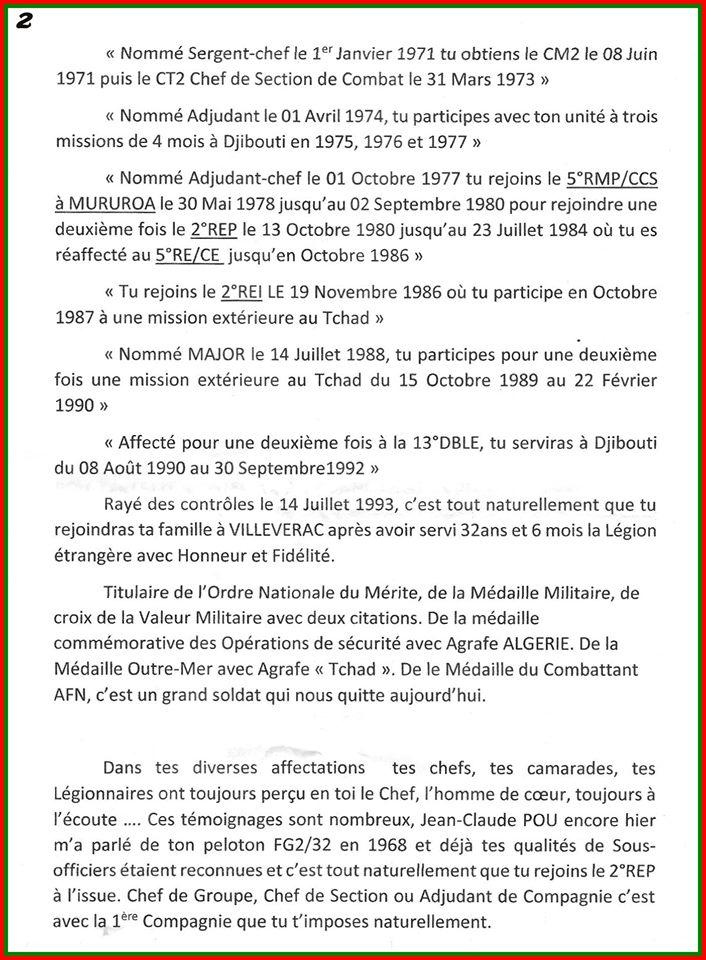 Décès de l'adjudant-chef (er) Luigi FRONGIA. Frongi14