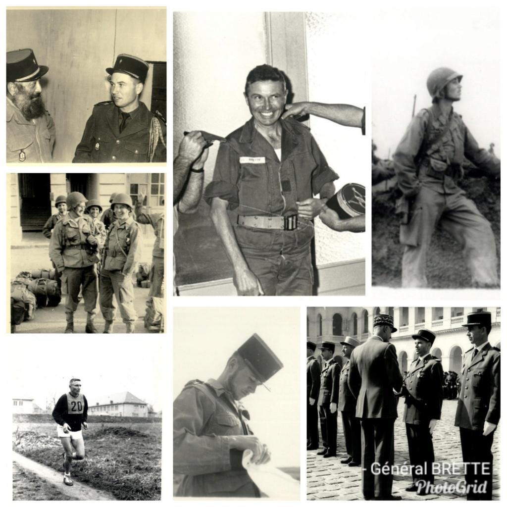 décés du Général Brette , ancien chef de corps du 2° REP. Photos11