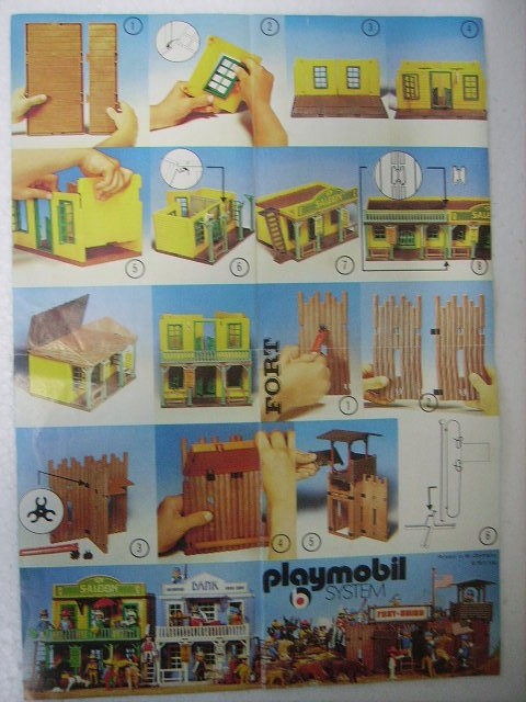 [PLAYMOBIL] Thème WESTERN - Cow-Boy, Indiens - Page 2 Pict2912