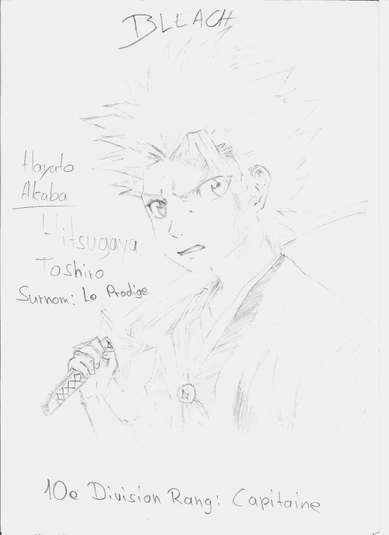 Galerie du loup noir. Hayato11