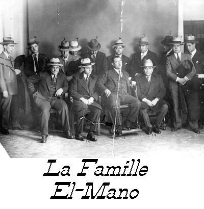 LA FAMILLE EL-MANO