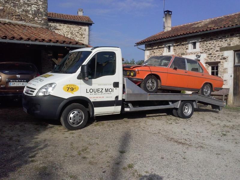 BMW 3.0L si (restauration) Cam00412