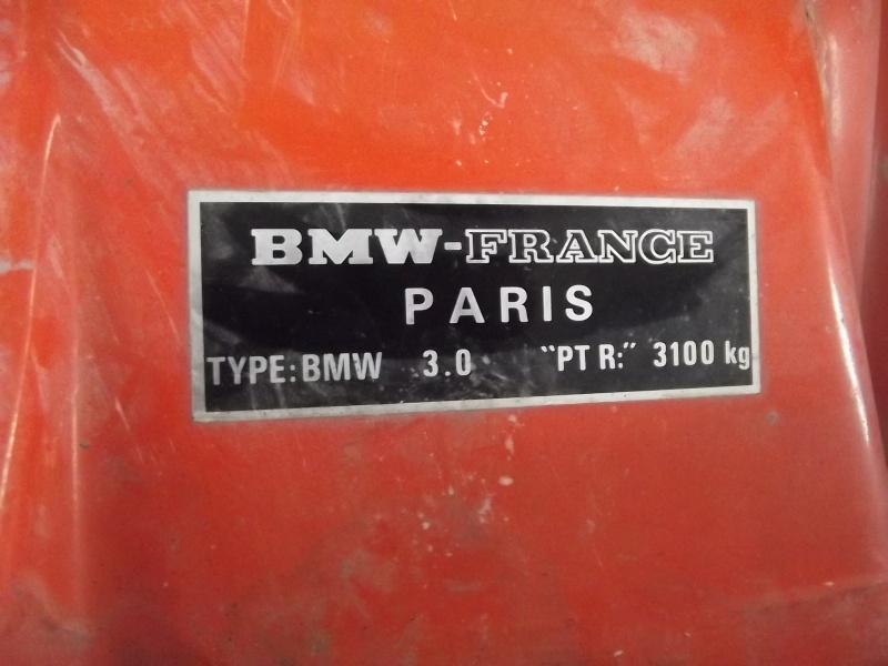BMW 3.0L si (restauration) Dscf3124