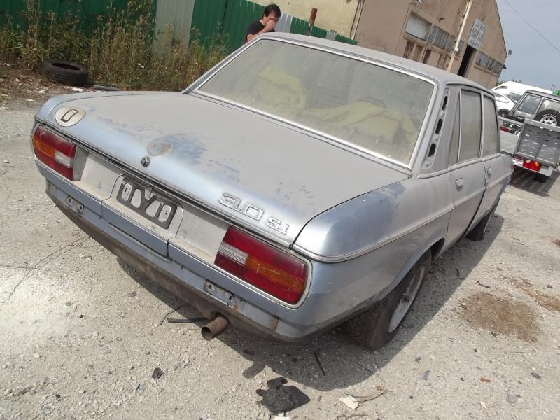 BMW 3.0L si (restauration) Dscf3217