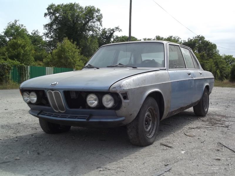 BMW 3.0L si (restauration) Dscf3219