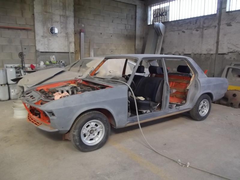 BMW 3.0L si (restauration) Dscf3410