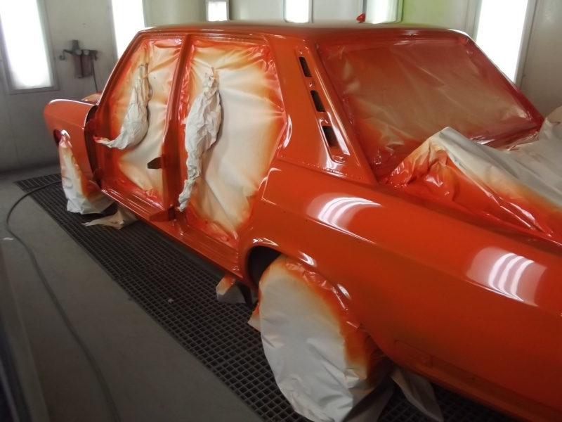 BMW 3.0L si (restauration) Dscf3511