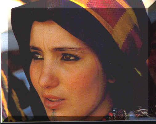 le tatouage berbere symbole erotique et identitaire