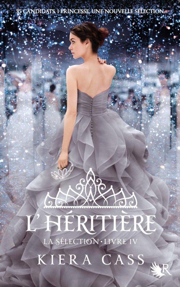 [Cass, Kiera] La Sélection - Tome 4: L'héritière 32494010