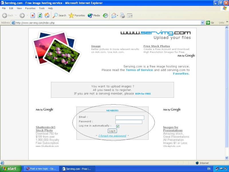 explanation of adding a picture in the topic ! Untitl11