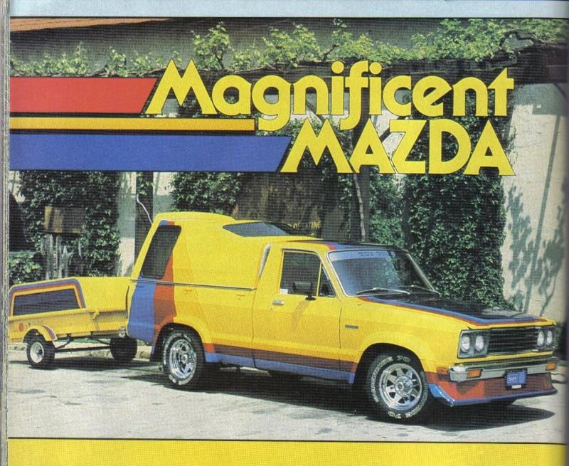 [MAZDA PICK-UP] MAZDA PICK UP custom en 1983... Mazda_10