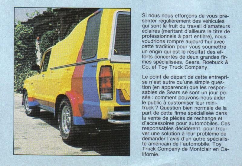 [MAZDA PICK-UP] MAZDA PICK UP custom en 1983... Mazda_11