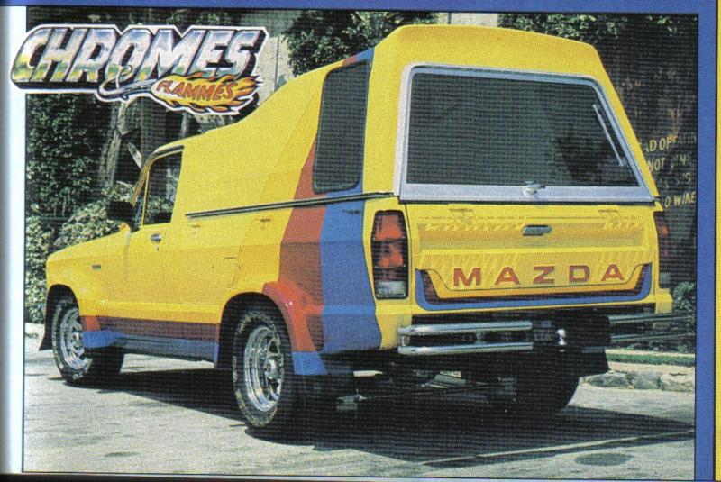 [MAZDA PICK-UP] MAZDA PICK UP custom en 1983... Mazda_13