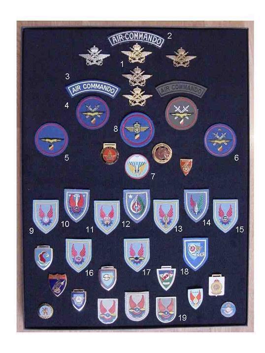 UDA et Air-Commando Belge Belges10